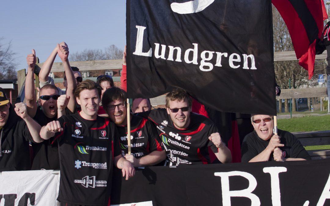 Stabil seger och en hyllning av Lundgren